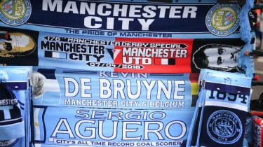 Man City vs Man Utd Etihad Premier League