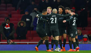 Arsenal 0 Manchester City 3 Arsene Wenger