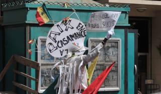 Casamance protestor