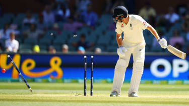 Jonny Bairstow Mitchell Starc Ashes cricket Adelaide