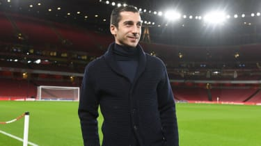 Henrikh Mkhitaryan Arsenal transfer news