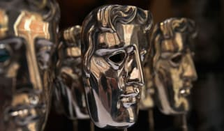 The iconic BAFTA mask