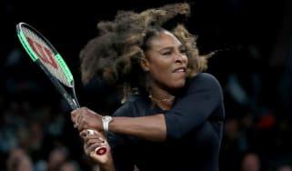 Serena Williams tennis WTA Tour comeback