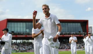 Stuart Broad England cricket The Ashes
