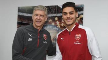 Konstantinos Mavropanos Arsenal transfer