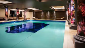 NYX Hotel indoor pool
