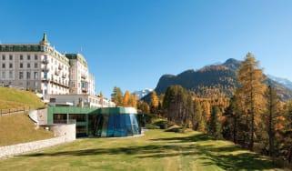 Grand Hotel Kronenhof in Pontresina, Switzerland