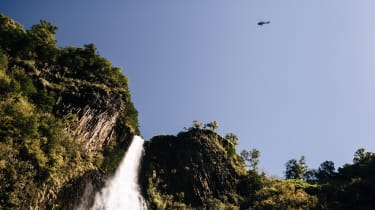 Manawaiopuna Falls are better known as Jurassic Falls after their appearance in the 1993 film