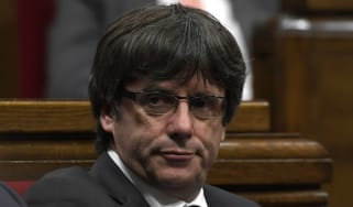 Carles Puigdemont has vowed not to return to Spain unless he is guaranteed a fair trial