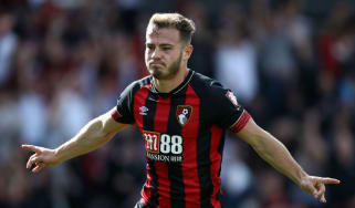 Scotland winger Ryan Fraser has been in excellent form for AFC Bournemouth this season