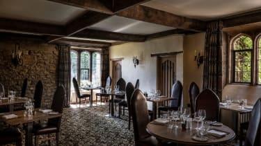 The award-winning Cedar restaurant