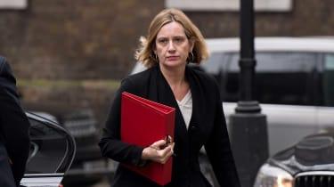 Home Secretary Amber Rudd has resigned amid Windrush scandal