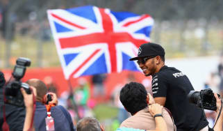 Lewis Hamilton British GP