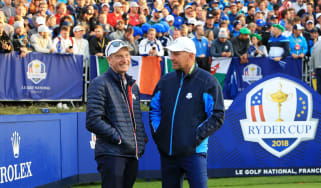 2018 Ryder Cup Sunday singles matches