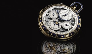 Grande Complication pocket watch