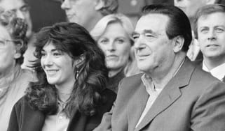 Ghislaine and Robert Maxwell in 1984: a 'gripping' story