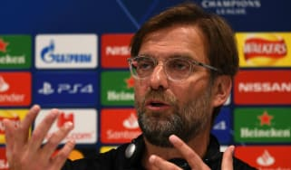 Liverpool manager Jurgen Klopp speaks to the media ahead of the Champions League clash against Porto