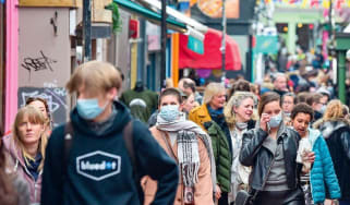 Seeking a 'retail fix' in Brighton