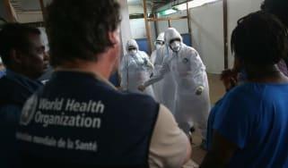 Liberia Ebola WHO