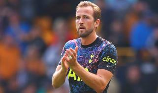 Tottenham and England striker Harry Kane