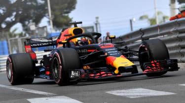 2018 Monaco GP guide qualifying Ricciardo