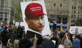 Putin Trump Hat