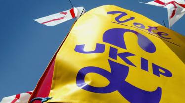 UKIP banner