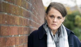 Sally Lindsay stars in Channel 5's seaside thriller Intruder
