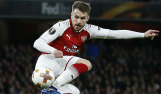 Aaron Ramsey Arsenal transfer news Juventus