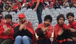 Iran football women