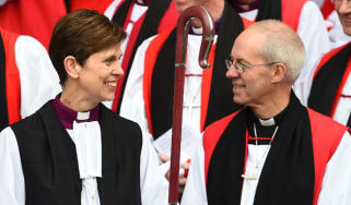 Reverend Libby Lane is consecrated as the eighth Bishop of Stockport