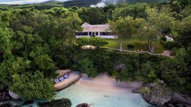 Ian Fleming's Jamaican estate GoldenEye