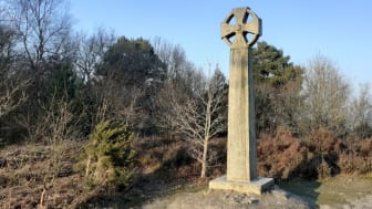 Celtic Cross at Gibbet Hill
