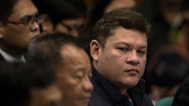Paolo Duterte has been accused of being involved in organised crime