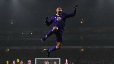 Arsenal 1 Watford 2