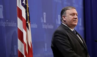 Mike Pompeo outlines the new US policy towards Iran