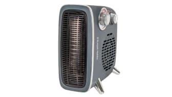 Russell Hobbs Retro 1.8kW Fan Heater