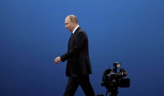 Vladimir Putin served in the KGB for 16 years