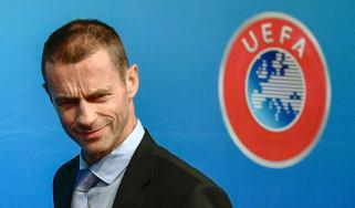 Aleksander Ceferin was appointed as Uefa president in September 2016