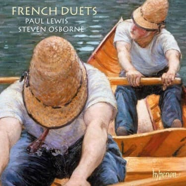 Paul Lewis and Steven Osborne- French Duets