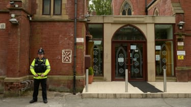 Didsbury Mosque, Islam, police, Manchester attack