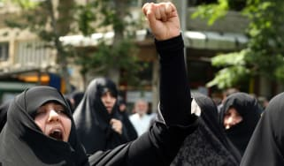 Protests against Iran's strict female dress code have grown in recent years