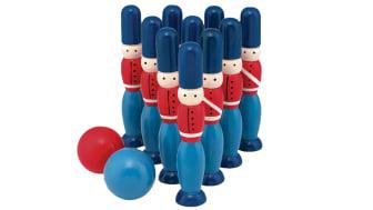 Kids Wooden Guard Skittles