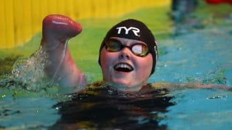 ParalympicsGB swimmer Ellie Challis