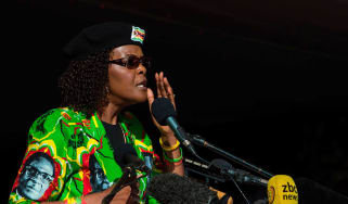 Grace Mugabe accused of assaulting South African model