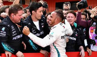 Lewis Hamilton F1 Spanish Grand Prix Vettel Ferrari