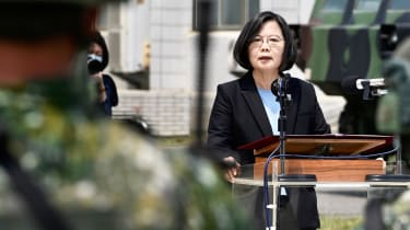 President Tsai Ing-wen of Taiwan