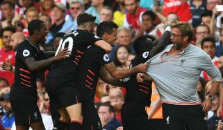 Arsenal 3 Liverpool 4