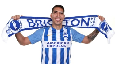 Leonardo Ulloa Brighton Leicester loan transfer news