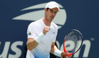 Andy Murray US Open tennis grand slam James Duckworth